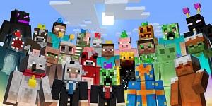 Скачать Самые Крутые скины для Minecraft
