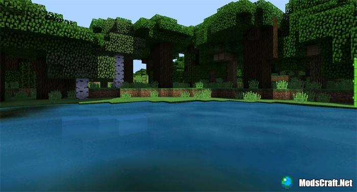 Скачать шейдер Lagless Shaders для Minecraft 1.7.10 ...