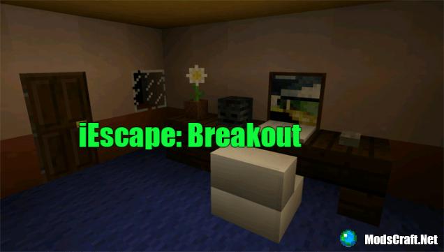 Карта iEscape: Breakout