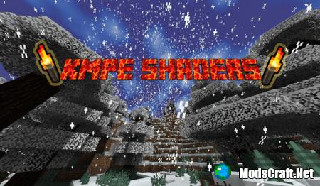 Шейдеры KMPE™ 0.13.0