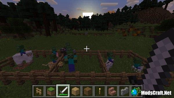Новая эксклюзивная функция в Minecraft PE 0.14.0!
