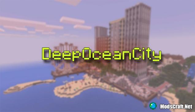 Карта DeepOceanCity