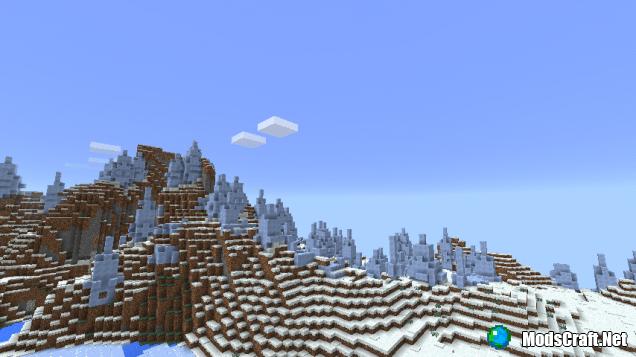 Сид на огромную ледниковую тундру [0.14.X]