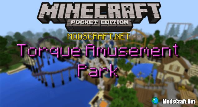 Карта Torque Amusement Park