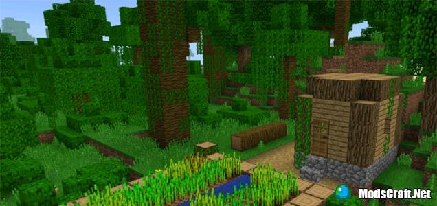 Деревня в джунглях и два Храма в пустыне