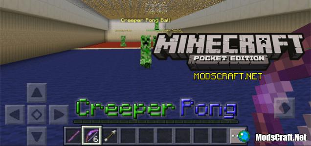 Карта Creeper Pong [Мини-игра]