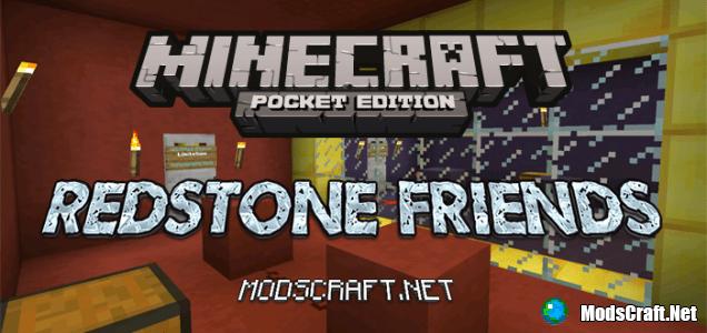 Карта Redstone Friends