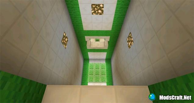 Карта Slime Blocks [Паркур]