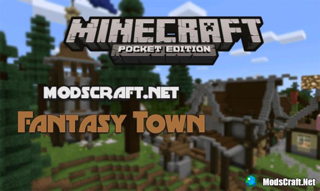 Карта Fantasy Town [Творчество]