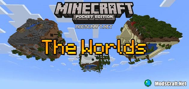 Карта The Worlds [Выживание]