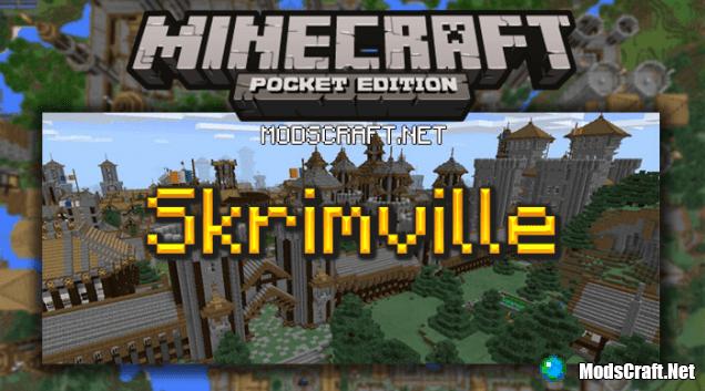 Карта Skrimville [Творчество]