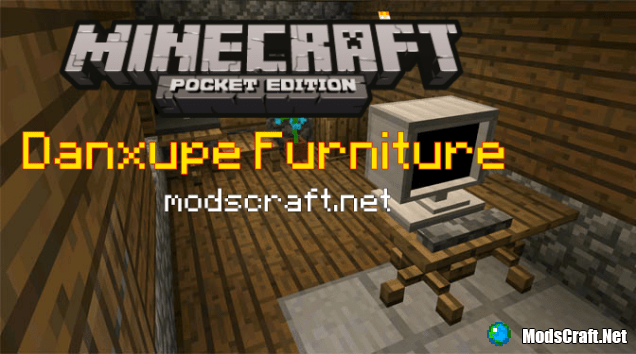 Аддон Danxupe Furniture 0.15.2/0.15.1/0.15.0