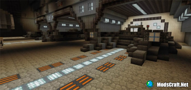 Текстур пак Mine Wars 1.1/1.0