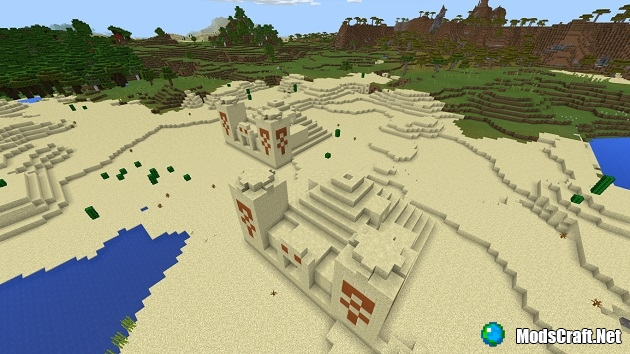 Деревня и пять пустынных храмов [0.15.x]