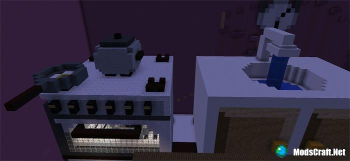 Скачать CryCity для игры в minecraft