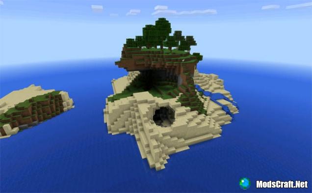 Идеальный остров для выживания [0.15.x]