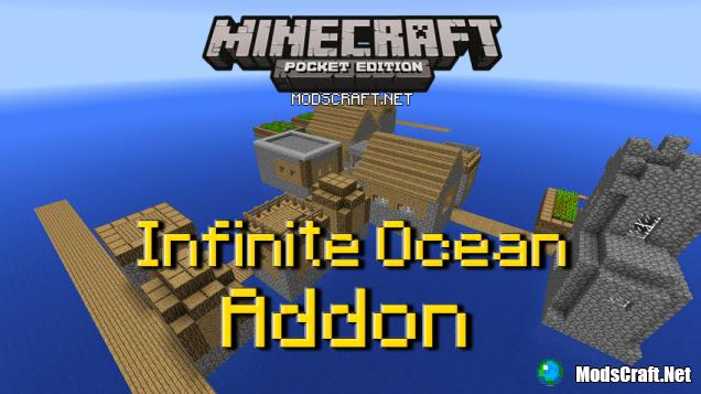 Аддон Infinite Ocean 0.15.6