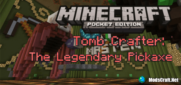 Карта Tomb Crafter: The Legendary Pickaxe [Приключения]
