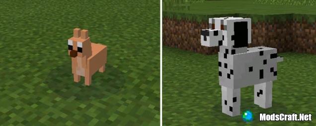 Мод Doggy 0.15.7/0.15.6/0.15.4