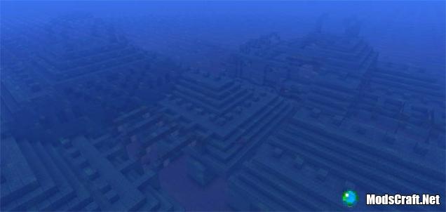 Двойная подводная крепость [0.16.0]