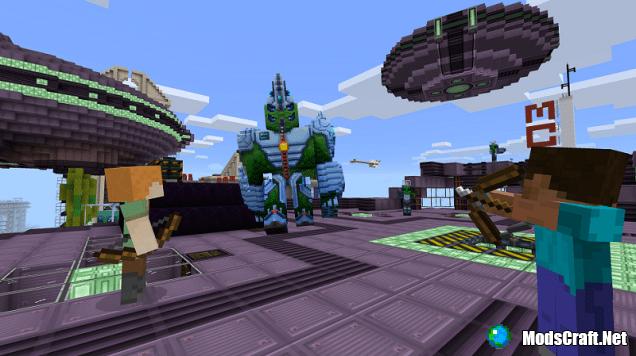 Релиз Minecraft PE 0.16.0 уже в октябре!