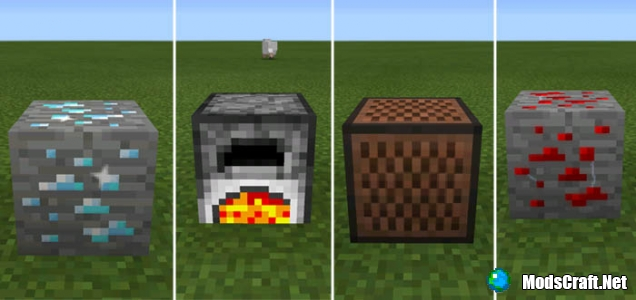Мод Blocksmith Hybrid (Animated Blocks) 0.16.0