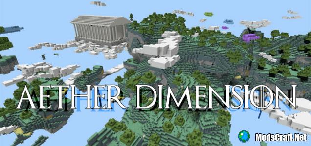 Карта Aether Dimension [Творчество]