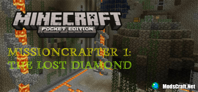 Карта MissionCrafter 1: The Lost Diamond [Приключение]