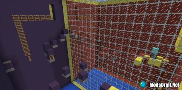 Карта Redstone Friends 2 [Редстоун]