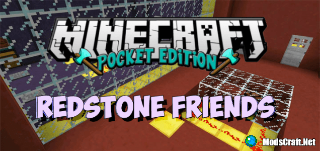 Карта Redstone Friends 2 [Редстоун]