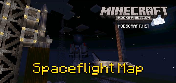 Карта Spaceflight [Творчество]