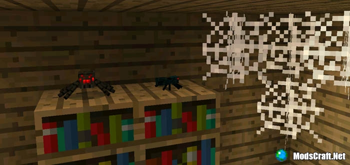Мод Realistic Mobs 1.0/0.17.0/0.16.1/0.16.0