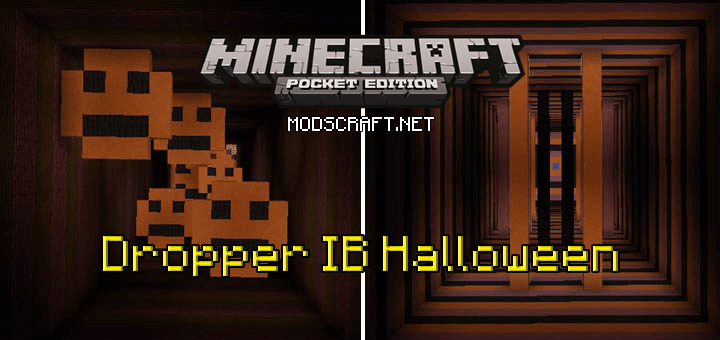 Карта Dropper IB Halloween [Мини-игра]