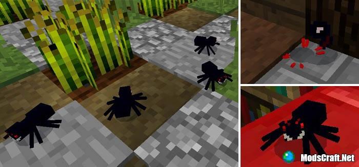 Мод Ants 0.17.0/0.16.1/0.16.0