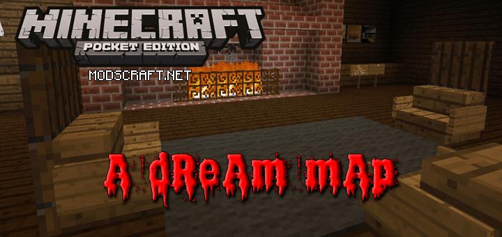Карта A Dream (Хоррор!) [Приключение]