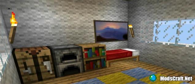Мод Smallest House 0.15.9/0.15.6/0.15.4