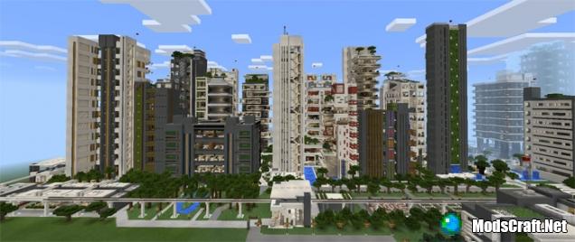 Карта NXUS Modern Architecture Series [Творчество]