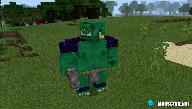 Мод Ogre 1.0/0.17.0/0.16.1/0.16.0
