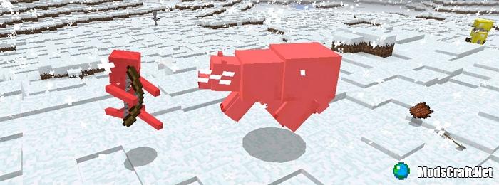 Мод Polar Bear 0.16.0
