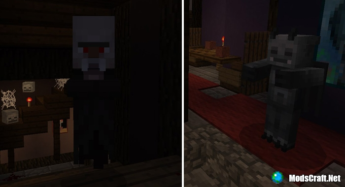 Карта House of Horrors [Приключение]