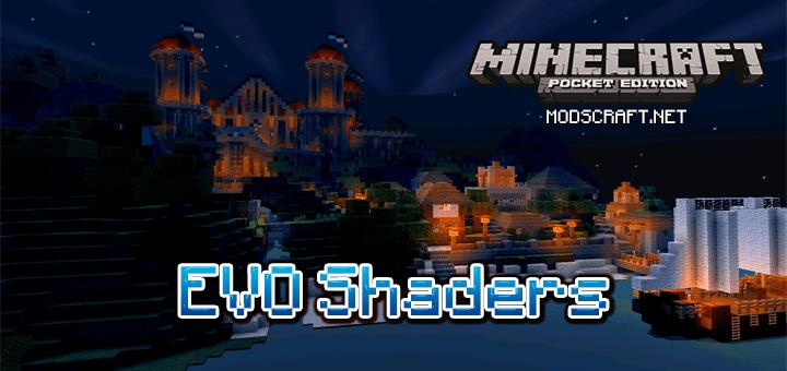 Шейдеры EVO Shaders Mod 0.16.1/0.16.0