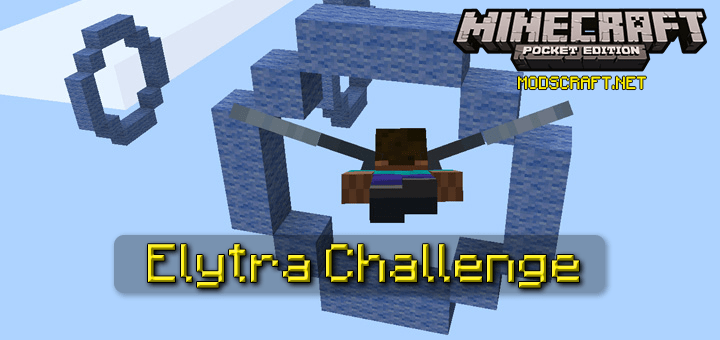 Карта Elytra Challenge [Мини-игра]