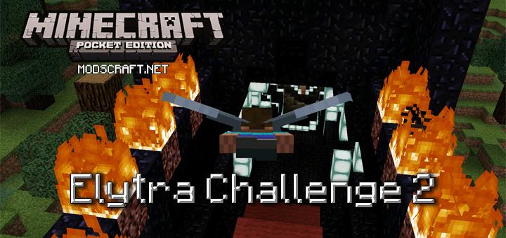 Карта Elytra Challenge 2 [Мини-игра]