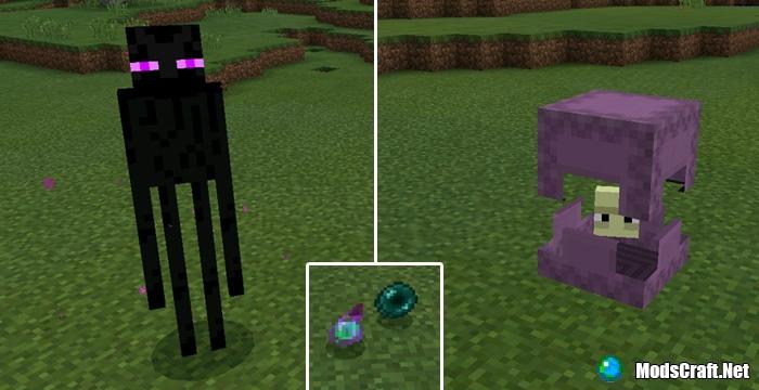 Мод Levitation Potion 0.17.0