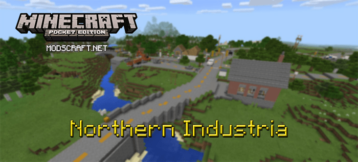 Карта Northern Industria [Творчество]
