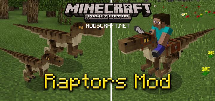 Мод Raptors 1.0/0.17.0/0.16.1