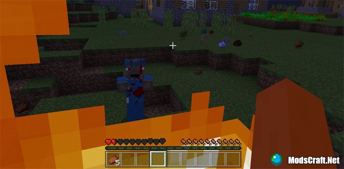 Мод Mine-Wizard 1.0/0.17.0/0.16.1