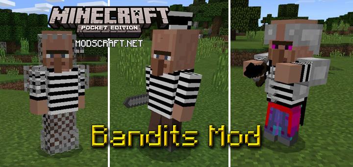 Мод Bandits 1.0/0.17.0/0.16.1