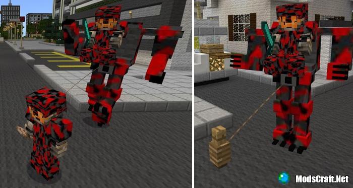 Мод Mech Suit 1.0/0.17.0/0.16.1