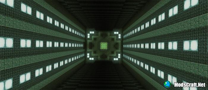 Карта Elytra Elite [Мини-игра]